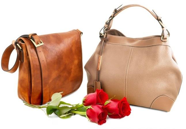イタリア製本革バッグのギフトAmicaMako