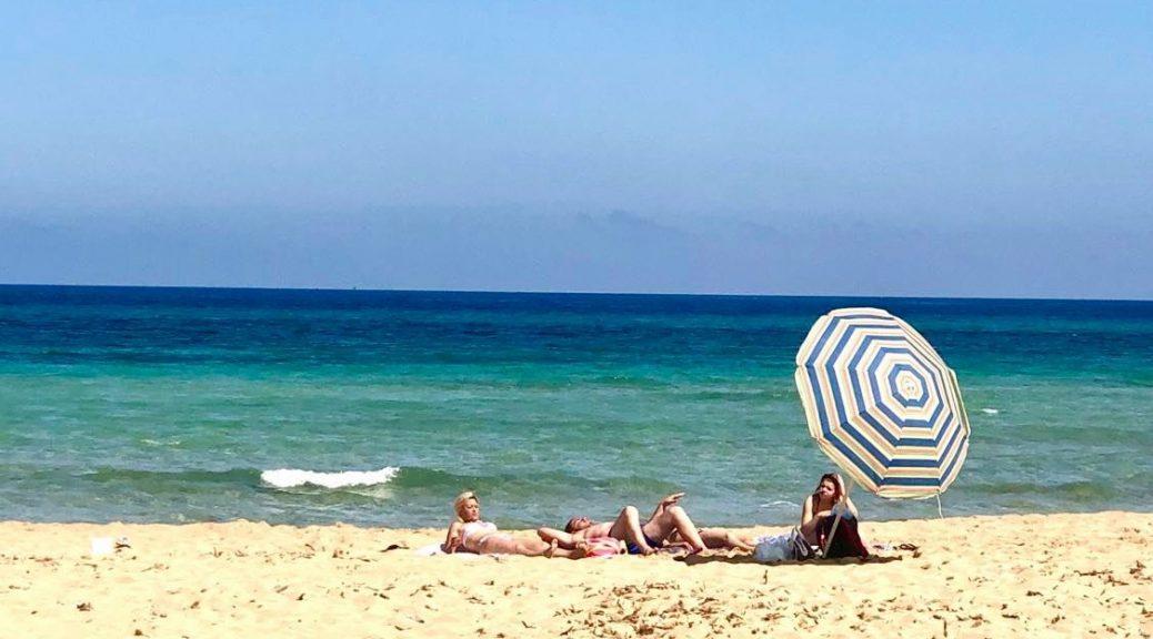 シチリア トラーパニ 海
