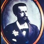 ▲若くして亡くなった創業者エマヌエーレ・アルベルト・ディ・ミラフィオーレ侯爵